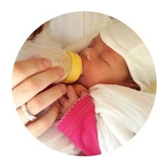 Newborn Bottlefeeding